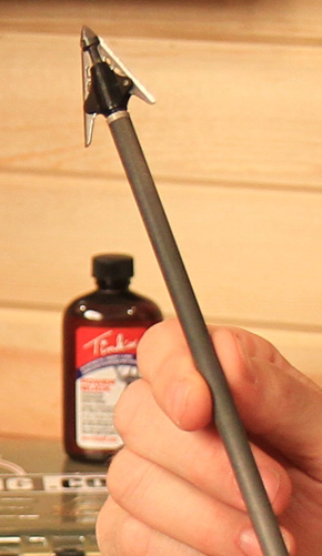 Paper Tuning A Bow   How To Paper Tune A Bow   Bow Tuning   Arrow ...