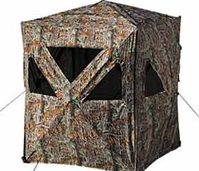 Big Game Treestands The Escape Deluxe® Ground Max Blind