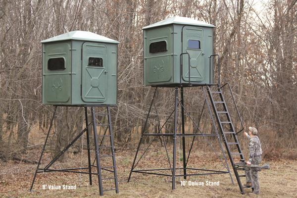 Trophy Tower Hunting Blind
