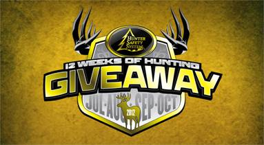 HSS Twelve Weeks of Hunting Giveaway