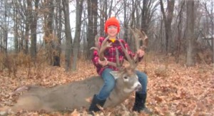 Monster Minnesota Buck