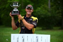 Mathew's Shooter Levi Morgan Wins IBO Triple Crown