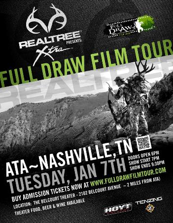 Full Draw Film Tour Makes a Stop In Nashville