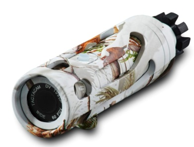Realtree releases new tactacam hd video camera bow stabilizer