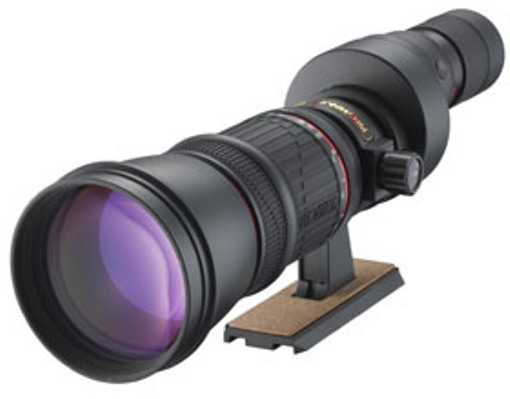 lense with scope