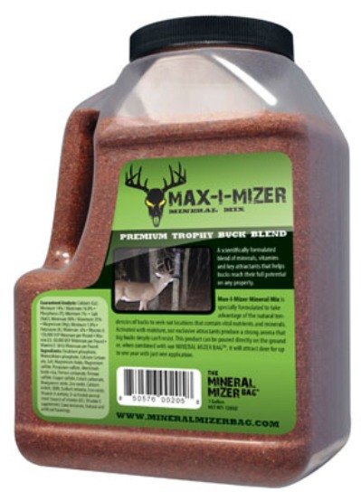 maximizer pellets in carton