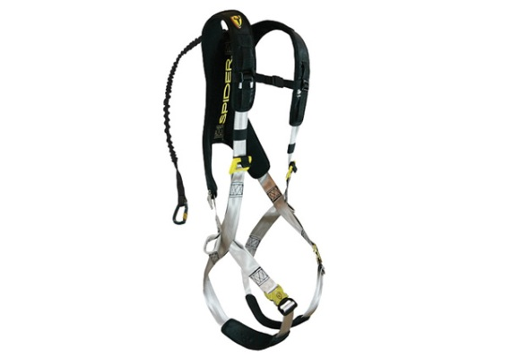 treespider safety harness