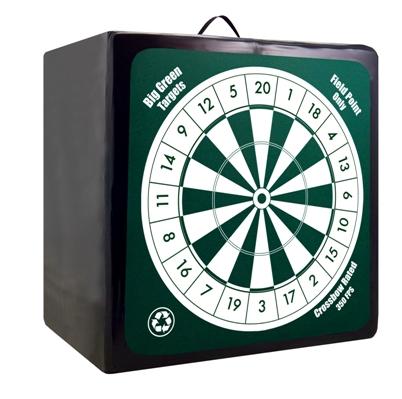 big green target