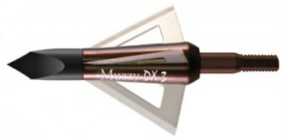 muzzy dx3 broadhead
