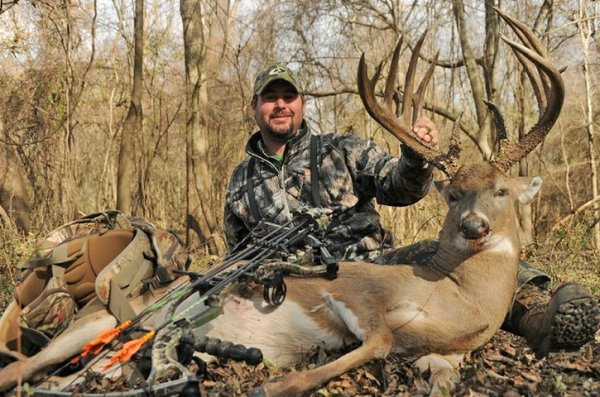 will rives mississippi record buck