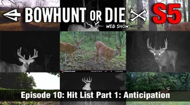Episode 10: Hit List Part 1: Anticipation