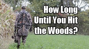 When Does Your Hunting Start?