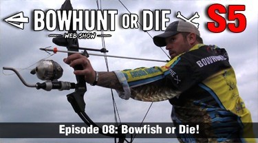 Episode 08: Bowfish or Die!